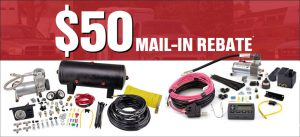 air lift air compressor system rebate