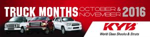 kyb truck months